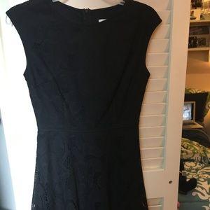 Beautiful & Feminine Black Lace Dress
